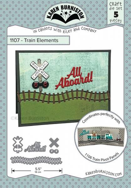 Bilde av Train elements