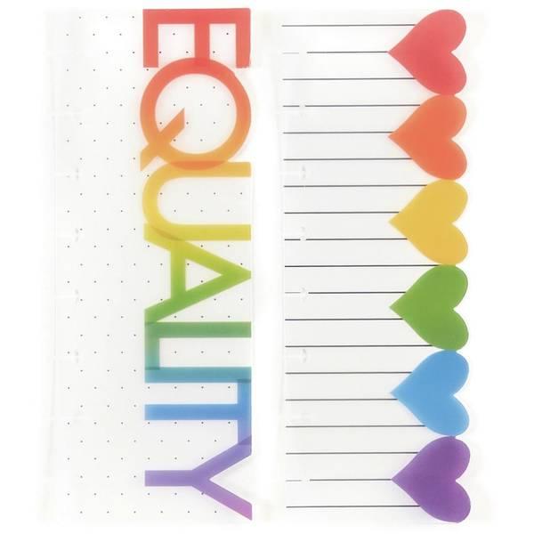 Bilde av Bookmarks Diecut Pride