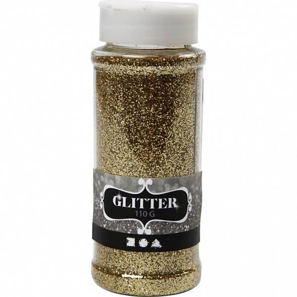 Bilde av CC; Glitter gull