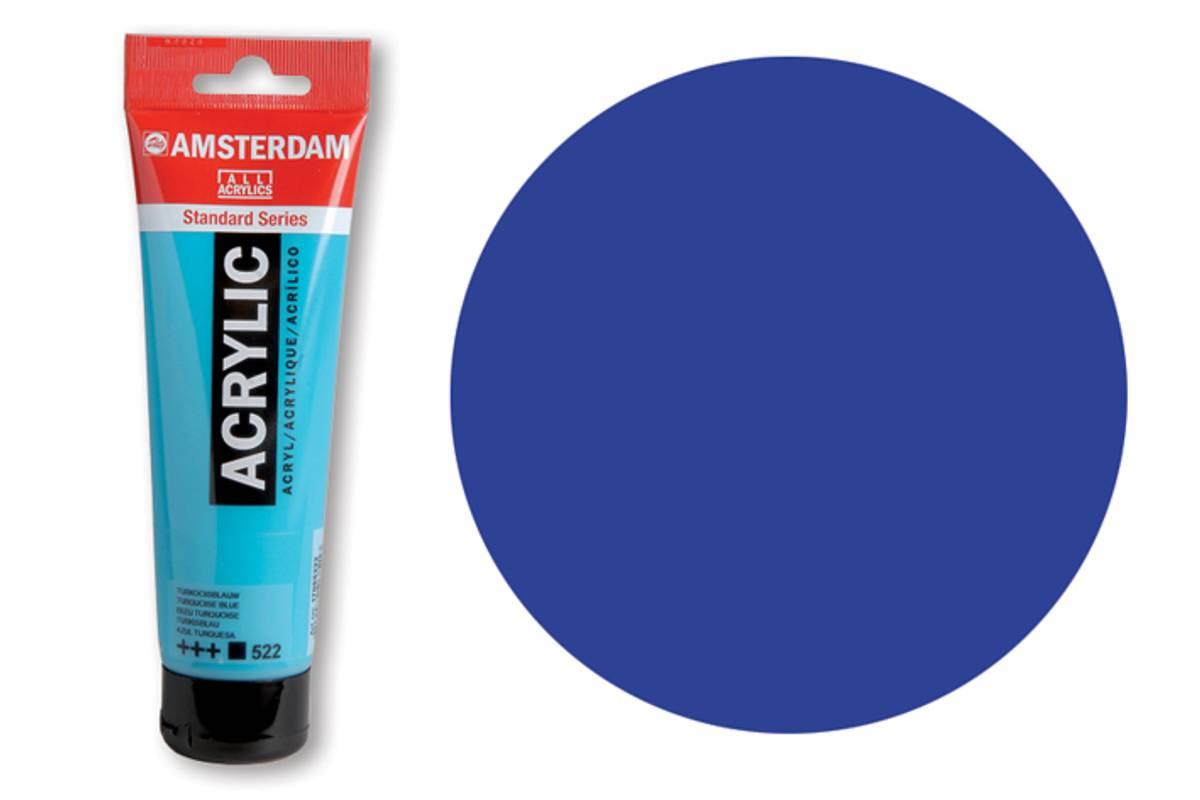 Amsterdam; Ultramarine 504 120ml