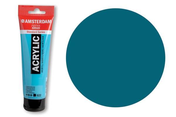 Bilde av Amsterdam; Greenish blue