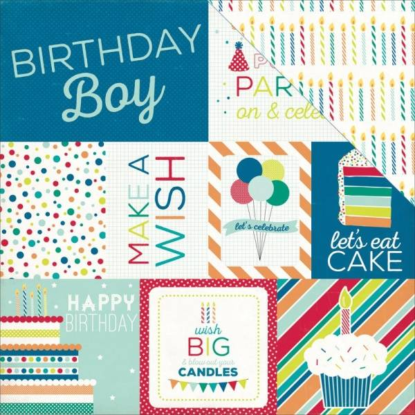 Bilde av EP; Birthday Wishes Boy