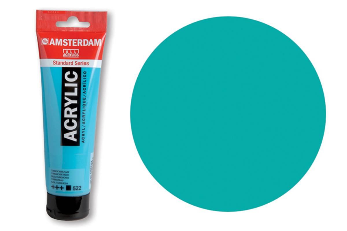 Amsterdam; Turqouise green 661 120ml