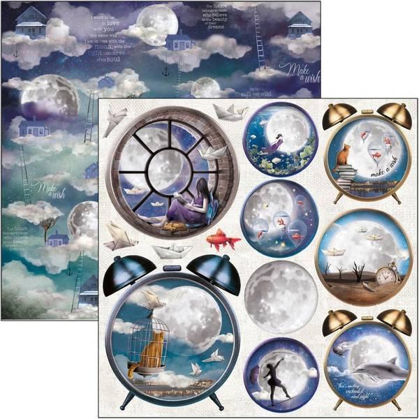 Bilde av Moon & Me; Alarm Clock