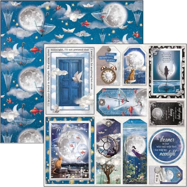 Bilde av Moon & Me; Cards & Tags