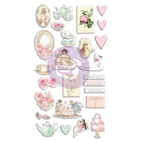 Bilde av Puffy Stickers