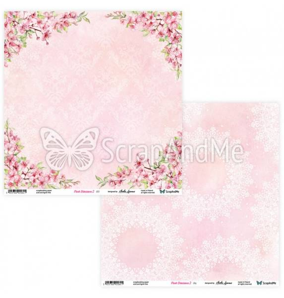 Bilde av Pink Blossom 3