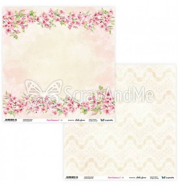 Bilde av Pink Blossom 1