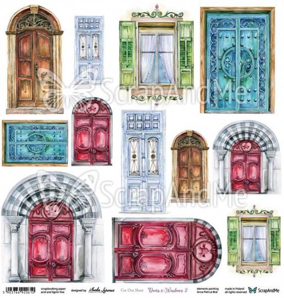Bilde av Doors & Windows 2