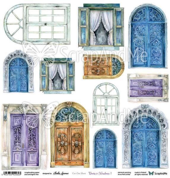 Bilde av Doors & Windows 1
