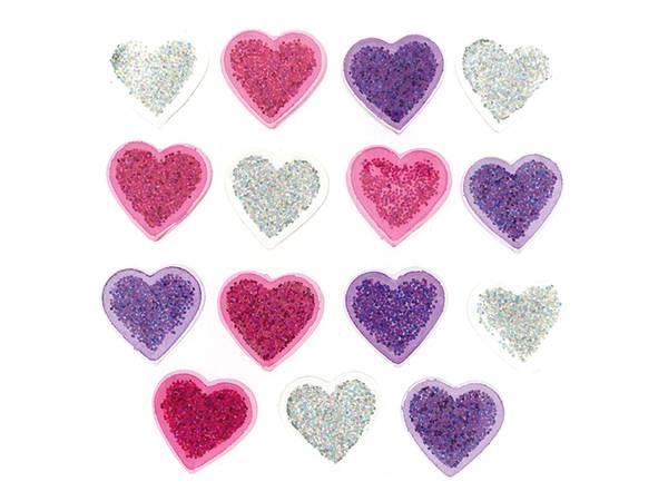 Bilde av DIU; Glitter Hearts