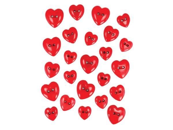 Bilde av DIU; Hjerter røde