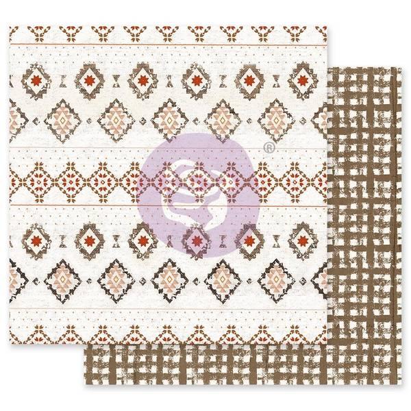 Bilde av Mønsterark rugs on rugs