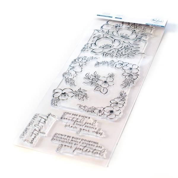 Bilde av Anemone Magic stamp set