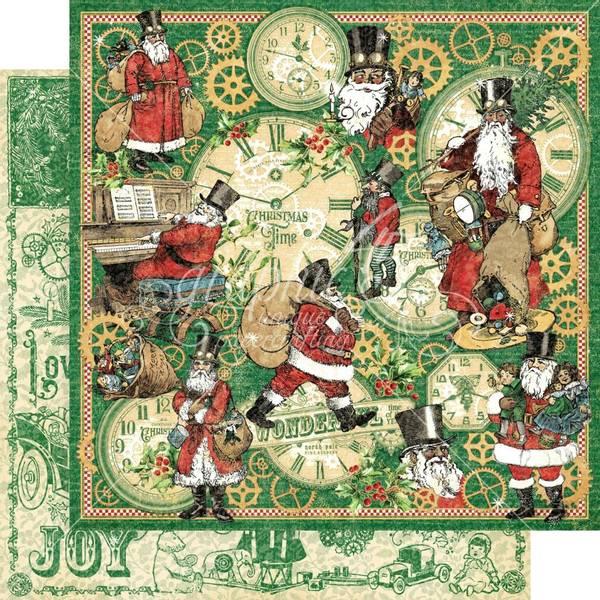 Bilde av Christmas Time; Here