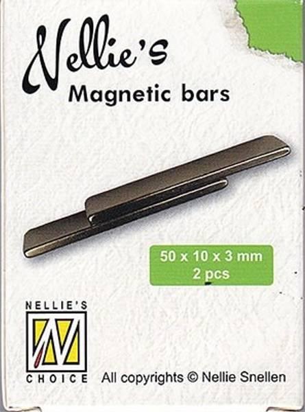Bilde av Nellies; 2 magnetic bars