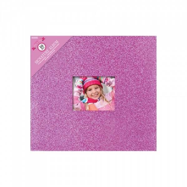 Bilde av Colorbok Glitter; Pink