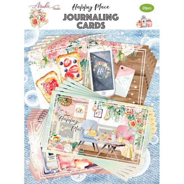 Bilde av Happy place; Journal