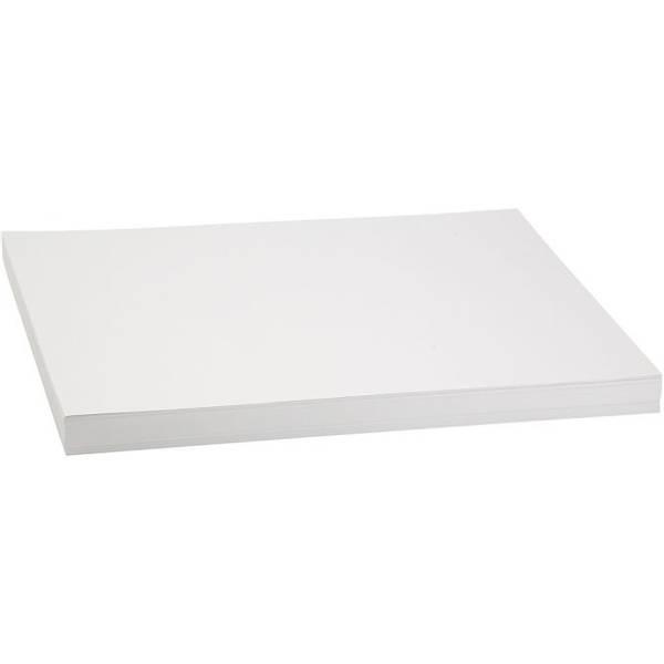 Bilde av Kartong pakke hvit