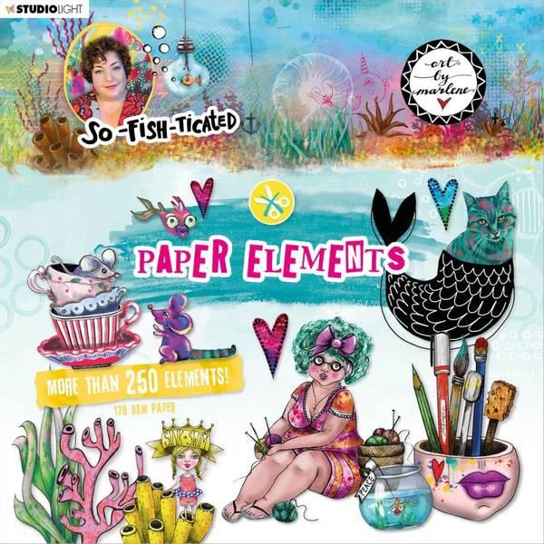 Bilde av Paper Elements Set;