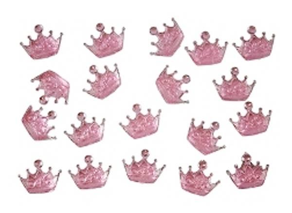 Bilde av EW; Kroner rosa