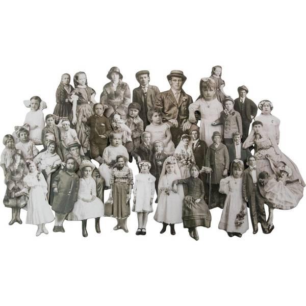 Bilde av Baseboard Dolls