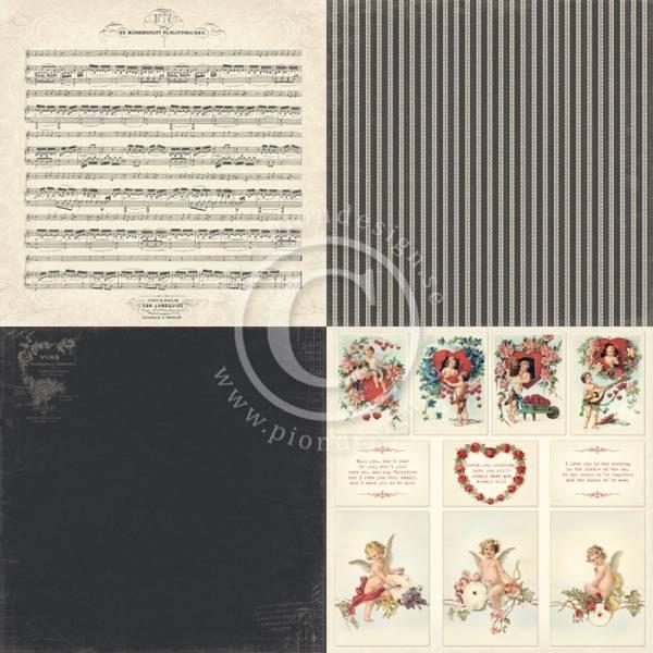 Bilde av PD; Love song - To my
