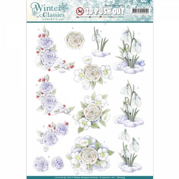 Bilde av Find It Snow Flowers