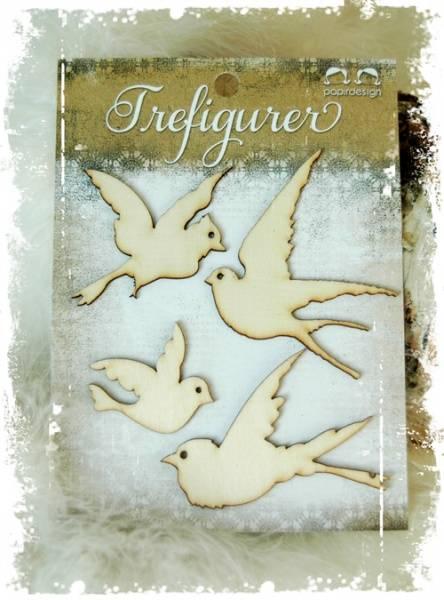 Bilde av Papirdesign; fugler