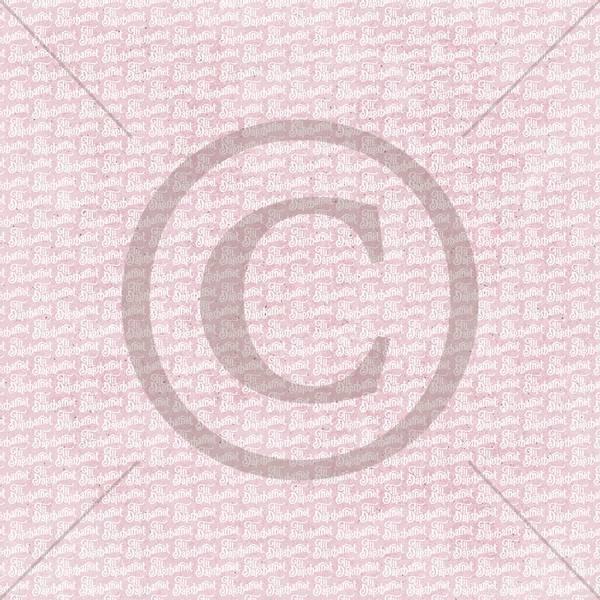Bilde av Til dåpsbarnet, rosa