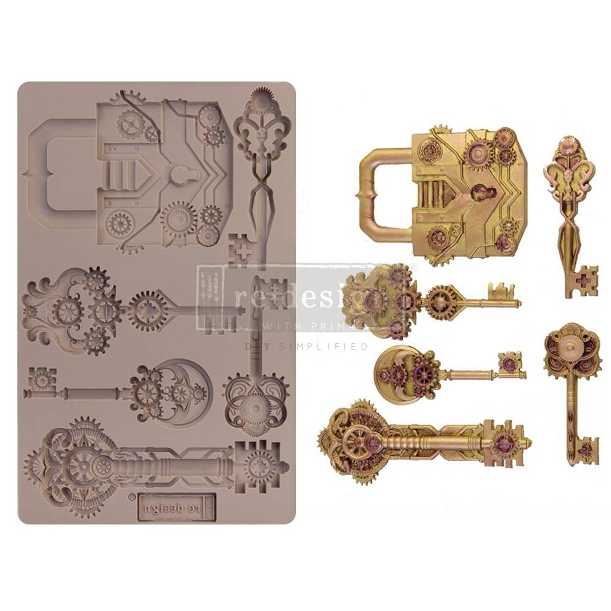 Prima; Mechanical Lock & Keys