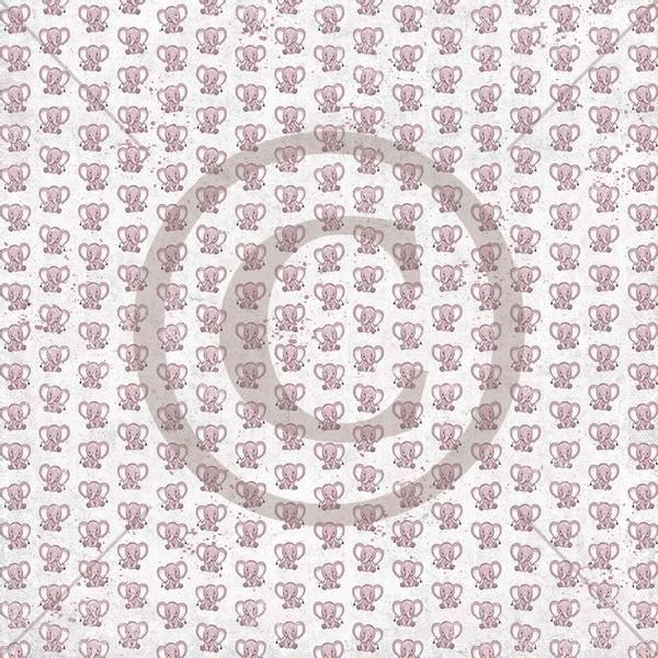 Bilde av Elefant, rosa