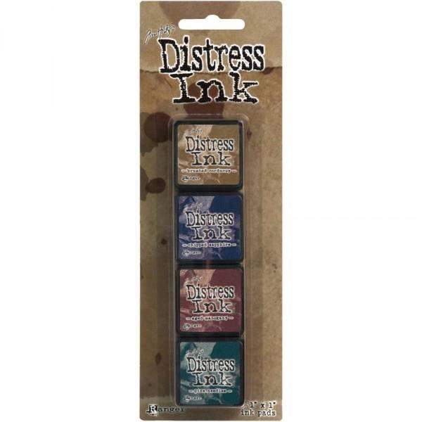 Bilde av Distress Mini Ink Kit