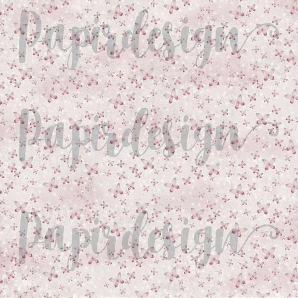 Bilde av Sommerfugl, rosa