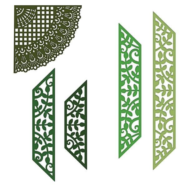 Bilde av Frame a Card Leafy