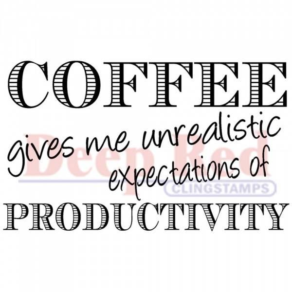 Bilde av Deep Red; Coffee