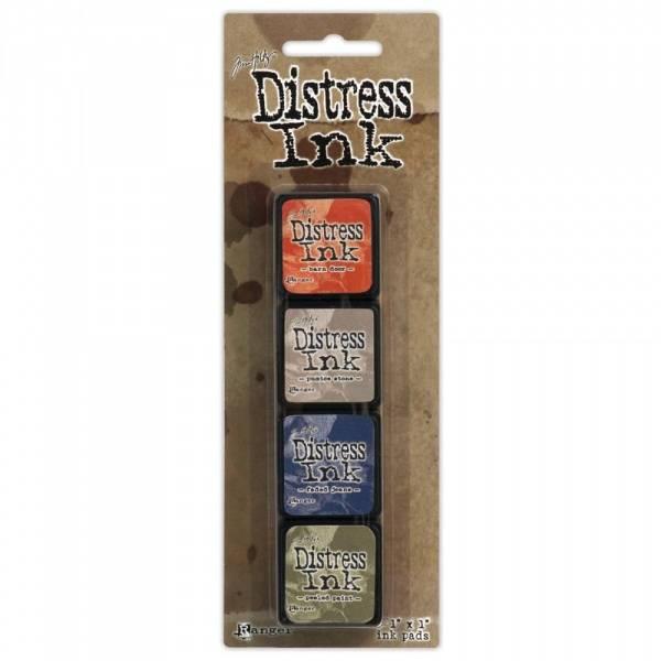 Bilde av Distress Mini Ink Kit #5