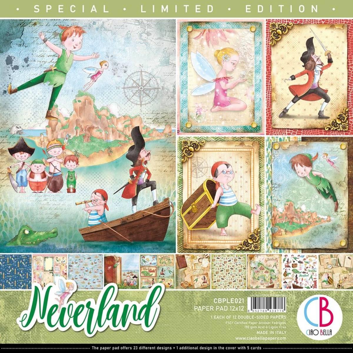 Ciao Bella; Neverland