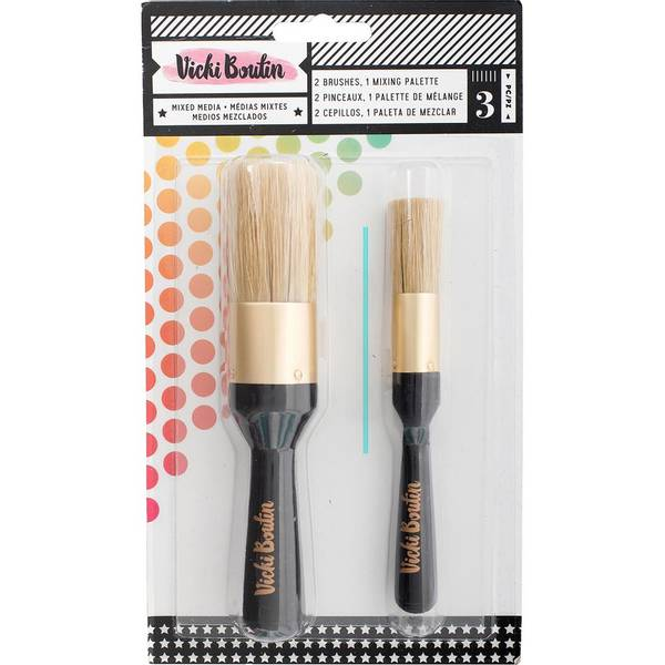 Bilde av Stencil Brush Set; All