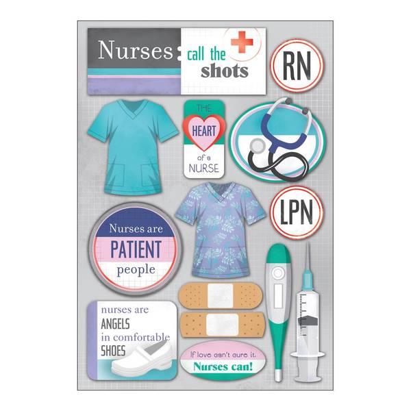 Bilde av Karen Foster; Nurses