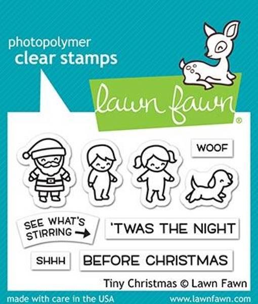 Bilde av tiny christmas stamp
