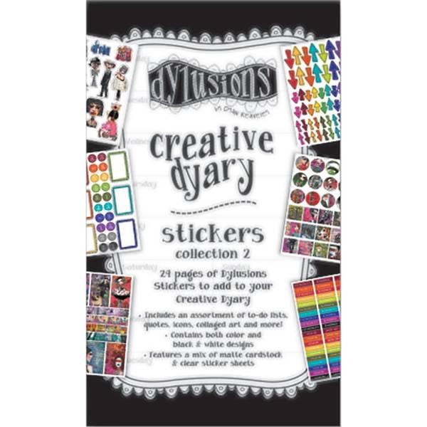 Bilde av Creative Dyary Sticker
