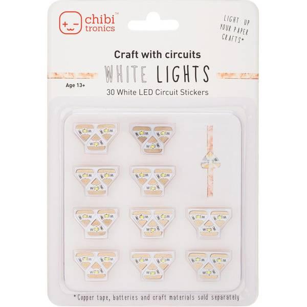 Bilde av Chibitronics White LED
