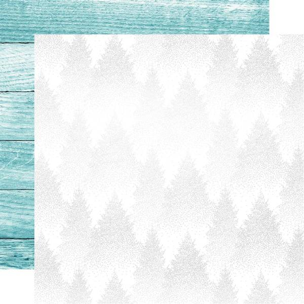 Bilde av Let It Snow; Pine Forest