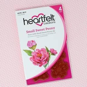 Bilde av Small Sweet Peony Cling Stamp