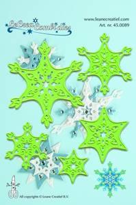 Bilde av snow crystal