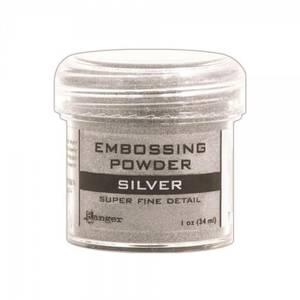 Bilde av Silver, super fine embossing