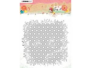 Bilde av Studio Light Stamp 150x150mm