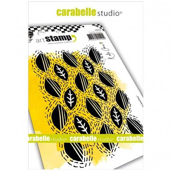 Carabelle - wonky leaf line