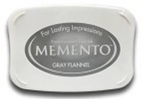 Bilde av Memento, gray flannel